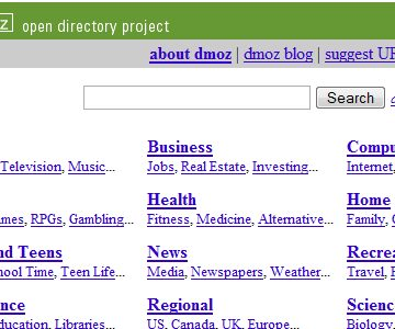 Which type of web directory should you cash in?