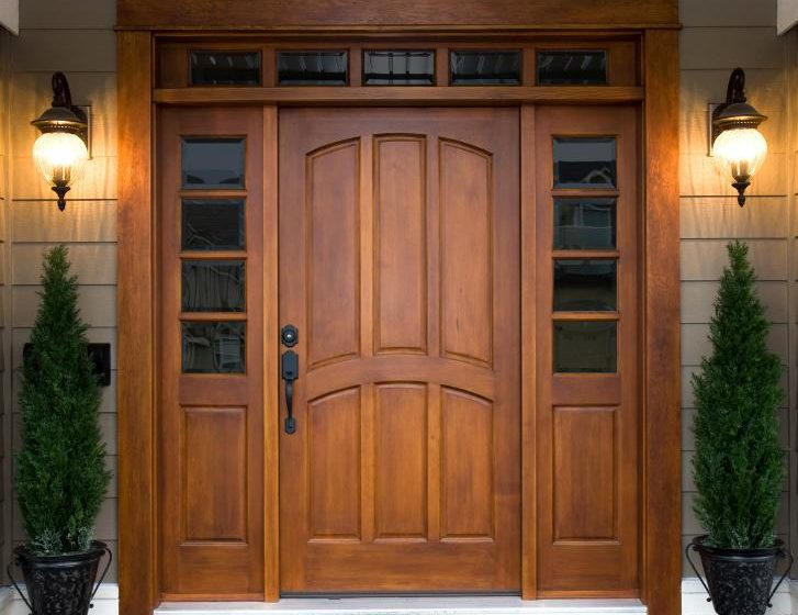How To Glam Up Your Front Door