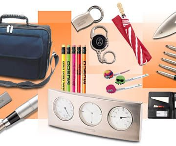 Top Ten Promotional Gifts For Exhibitions