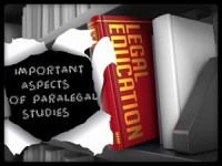 Important Aspects Of Paralegal Studies