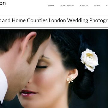 How to Hire a Wedding Photographer