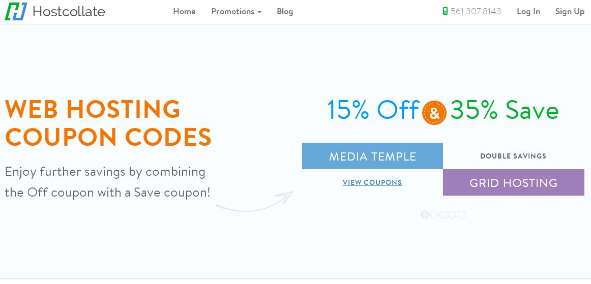 2. Copy Media Temple promo code. Please double check the restriction of the promo code, if it has. 3. Paste Media Temple promo code to the right place when checkout. Please make sure the product you choose meets the requirements. 4. See a deducted price & pay.