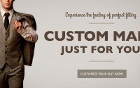 Custom Made Men's Suits and Women's Dresses