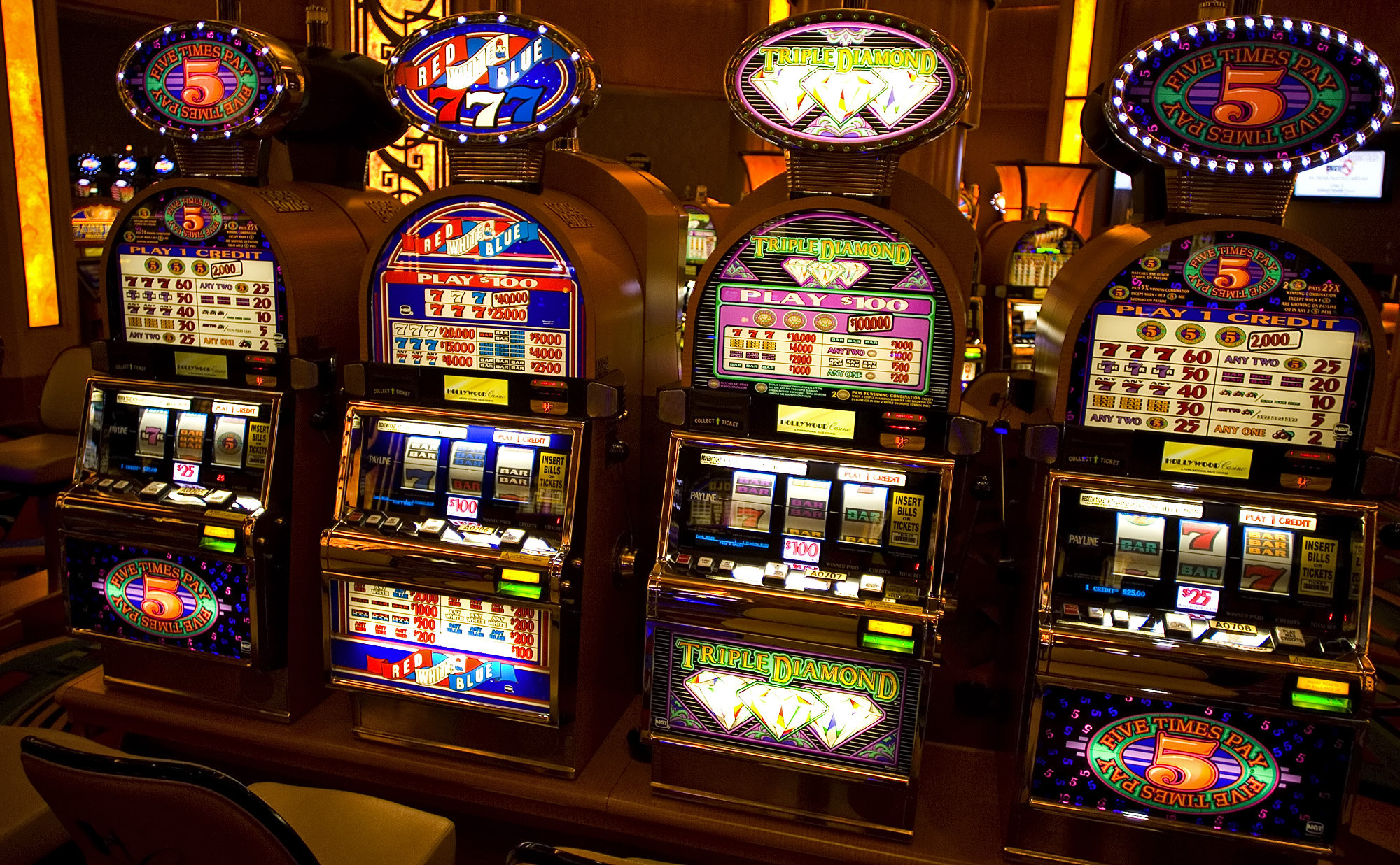online slot machines  games