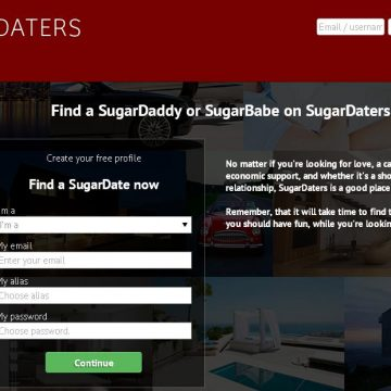 Are You Looking to be Spoiled – Meet SugarDaters