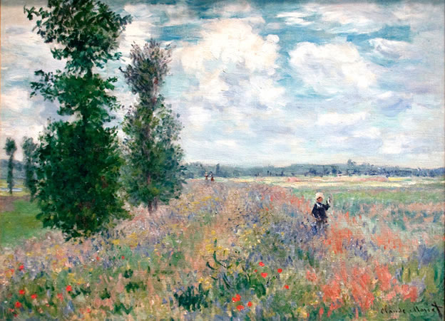 Most Famous Paintings by Oscar-Claude Monet