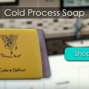 The Benefits of Cold Process Soap