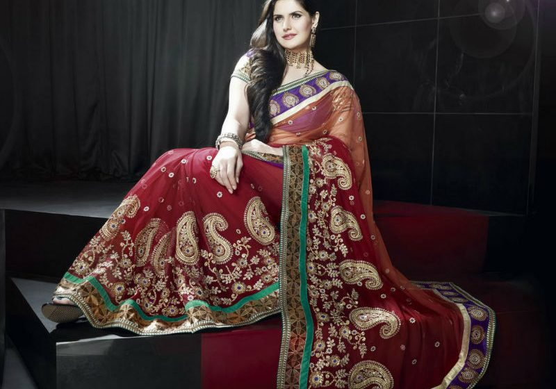 How to Drape your Saree Professionally