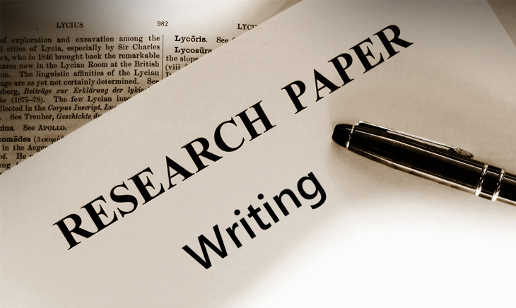 Education writing the research report