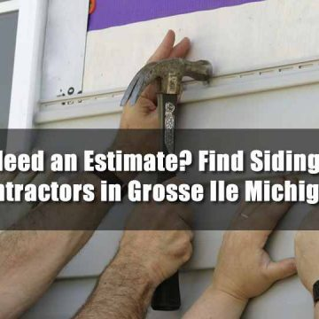 Siding Contractors in Ile, Michigan