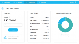 Find out more about new crowdinvesting marketplace