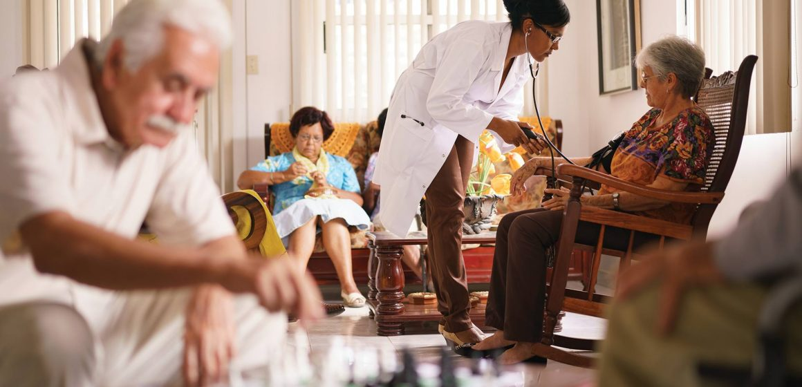 Finding the Right Assisted Living Facility