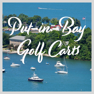 Put-in-Bay Golf Carts